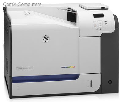 מדפסת לייזר HP LASERJET ENTERPRISE 500 COLOR M551N